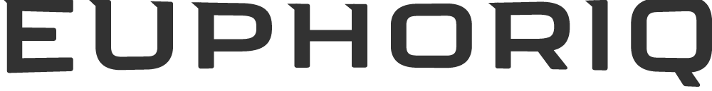 Euphoriq logo - Specialist bespoke web development by Charles Gooderham